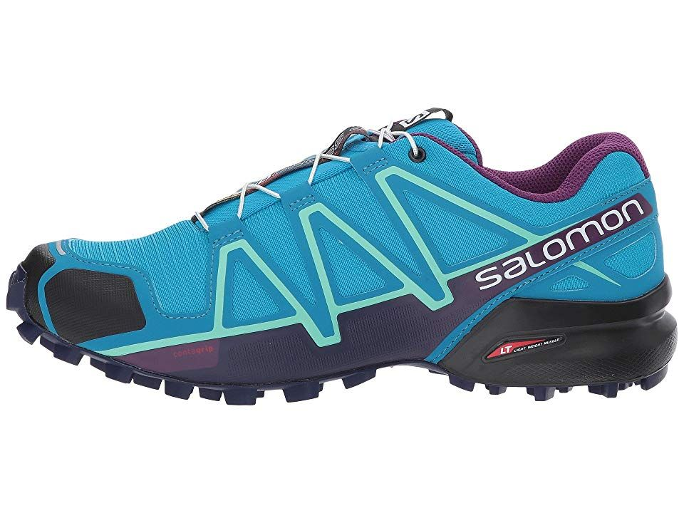 Salomon Speedcross 4 Women's Shoes Hawaiian SurfAstral Aura