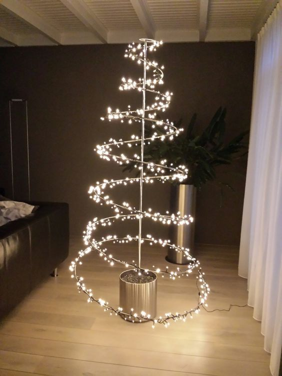 Especial Natal 🎄 20 árvores de Natal inusitadas qu