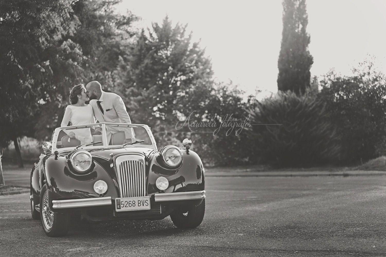 Un pequeño recuerdo de nuestro coche.