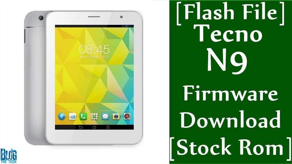 tecno phantom pad 7e firmware download