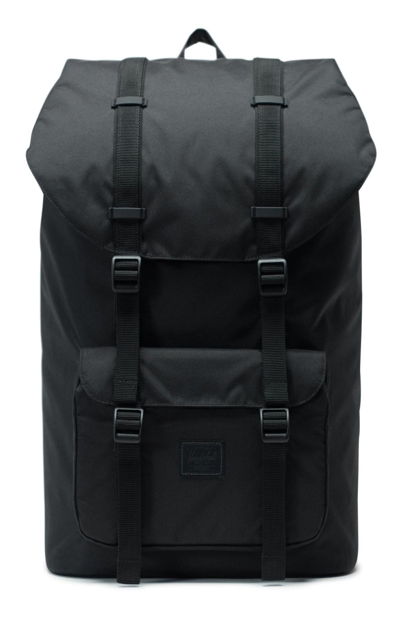 9d40313309 HERSCHEL SUPPLY CO. LITTLE AMERICA LIGHT BACKPACK - BLACK.  herschelsupplyco.   bags  backpacks