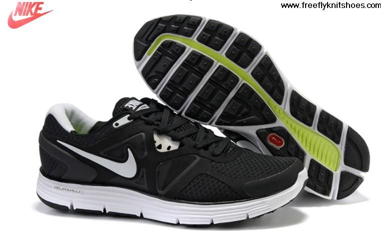 Nike Lunarglide 3 En Blanco Y Negro