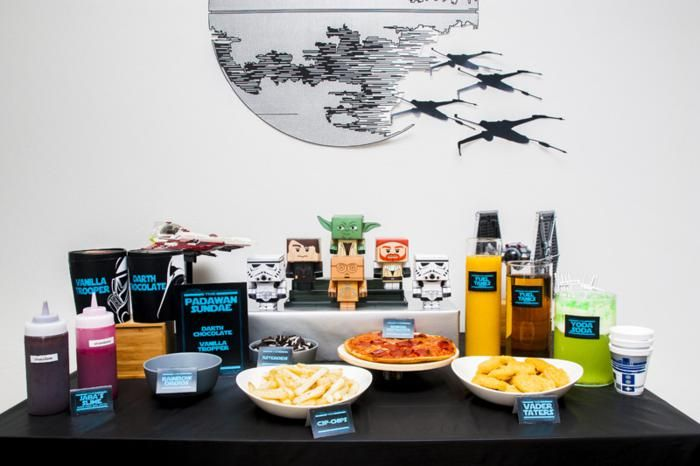 Star Wars Themed Tween Birthday Party Planning Ideas Supplies