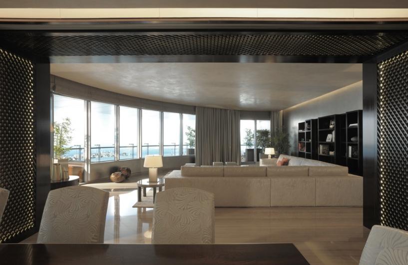Armani Casa Living Room Option 1 Italian Furniture Design Interior Design Services Interior Design