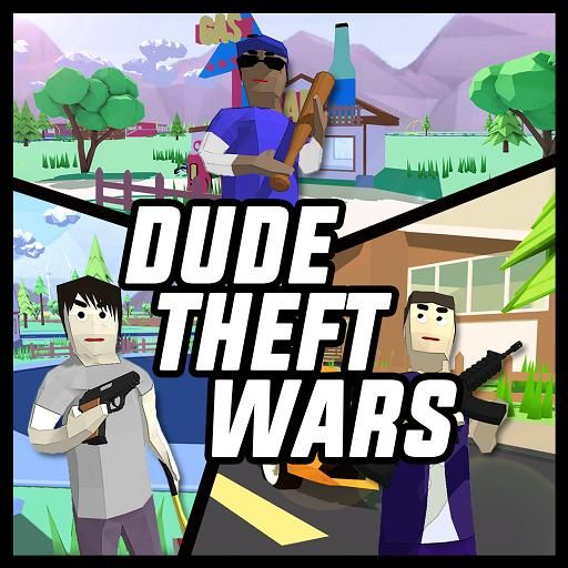 Download Dude Theft Wars: Open World Sandbox Simulator BETA Latest Update free offline apk. Find & Compare #Similar and #Alternative #Action #Android #Games like it.  #Offline #apk installer package #Market