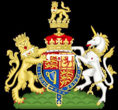 William's coat of arms