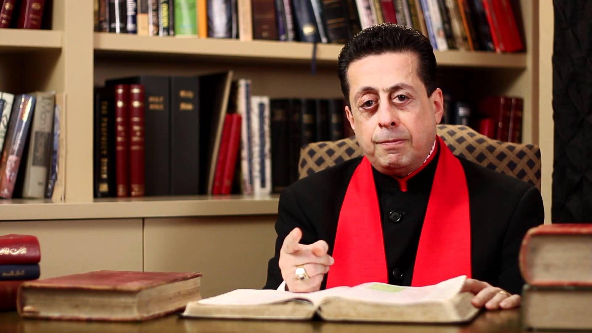 Apostle doctor christian harfouche prophetic teaching