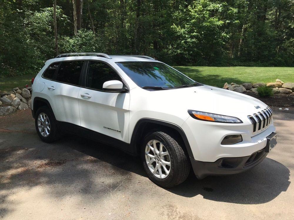 eBay 2016 Jeep Cherokee 2016 Jeep Cherokee Latitude 4x4