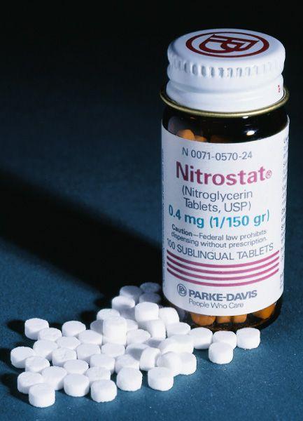Nitrostat (Nitroglycerin): Uses Dosage Side Effects ...