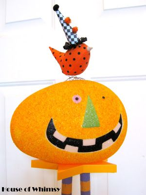 House of Whimsy: Halloween Crafting