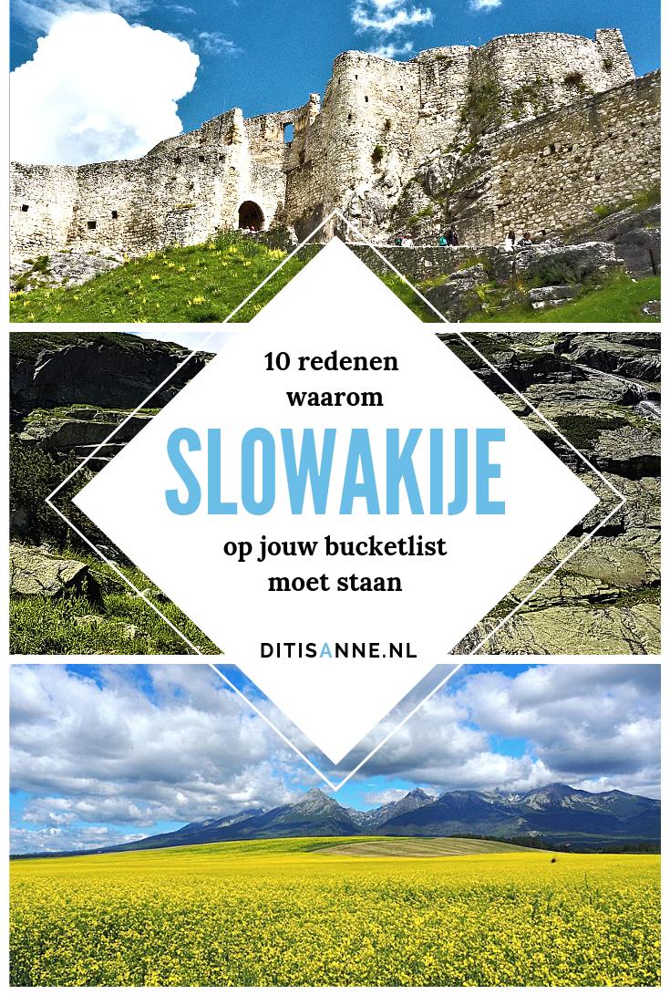 10 Redenen Waarom Slowakije Op Jouw Reisbucketlist Moet Slowakije Reizen Door Europa Reisideeen