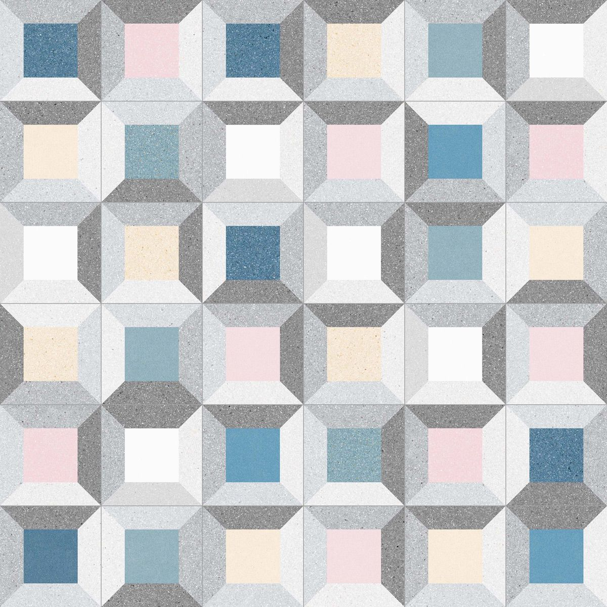 Vives pavimento gres argileto multicolor 20x20 azulejo - Azulejos 20x20 colores ...