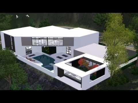 www.plans-de-maison-moderne.com - cubique moderne - building a ...