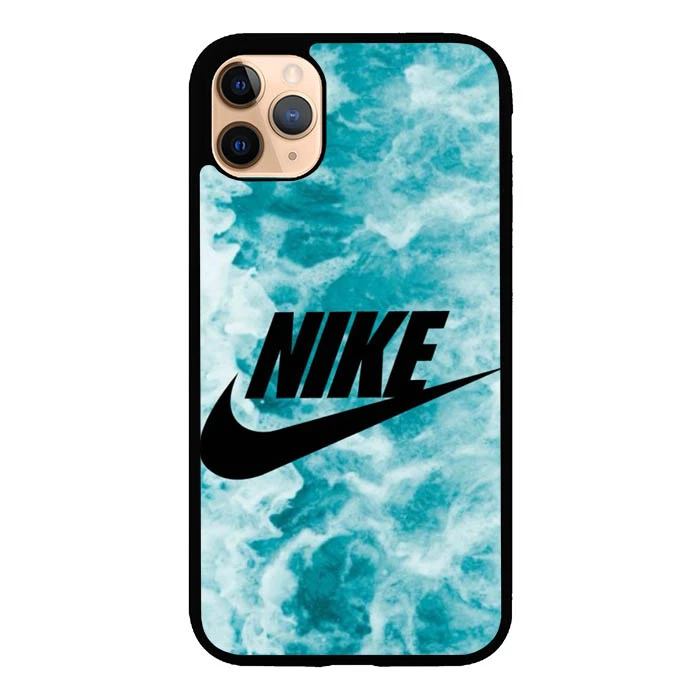Nike marble blue Z4875 iPhone 11 Pro Max Case holiday gift