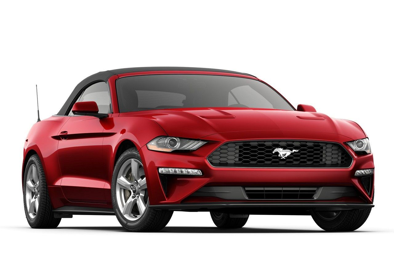 2019 Ford Mustang Ecoboost Convertible Sports Car Model Details Ford Com New Ford Mustang Ford Mustang Ecoboost Mustang Convertible