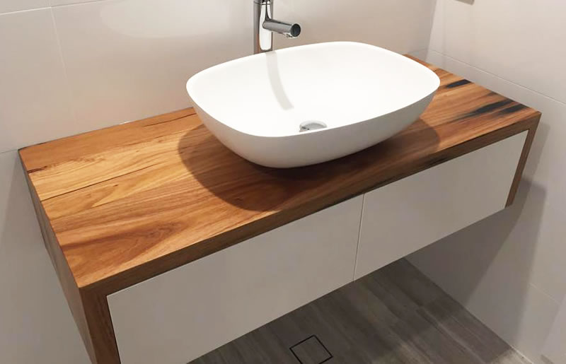 Custom Made Recycled Timber Vanities Sydney Recycled