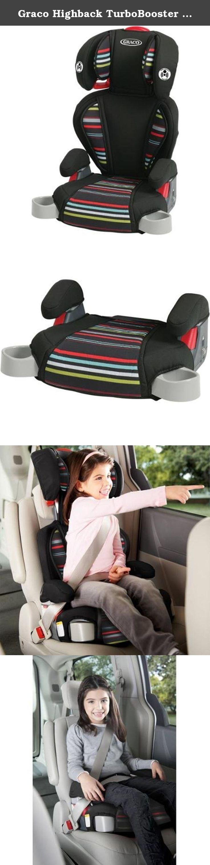 Entdecke Ideen Zu Autositzzubehr Graco Highback TurboBooster Booster Car Seat
