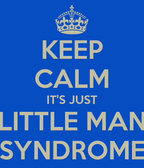 What is napoleon syndrome