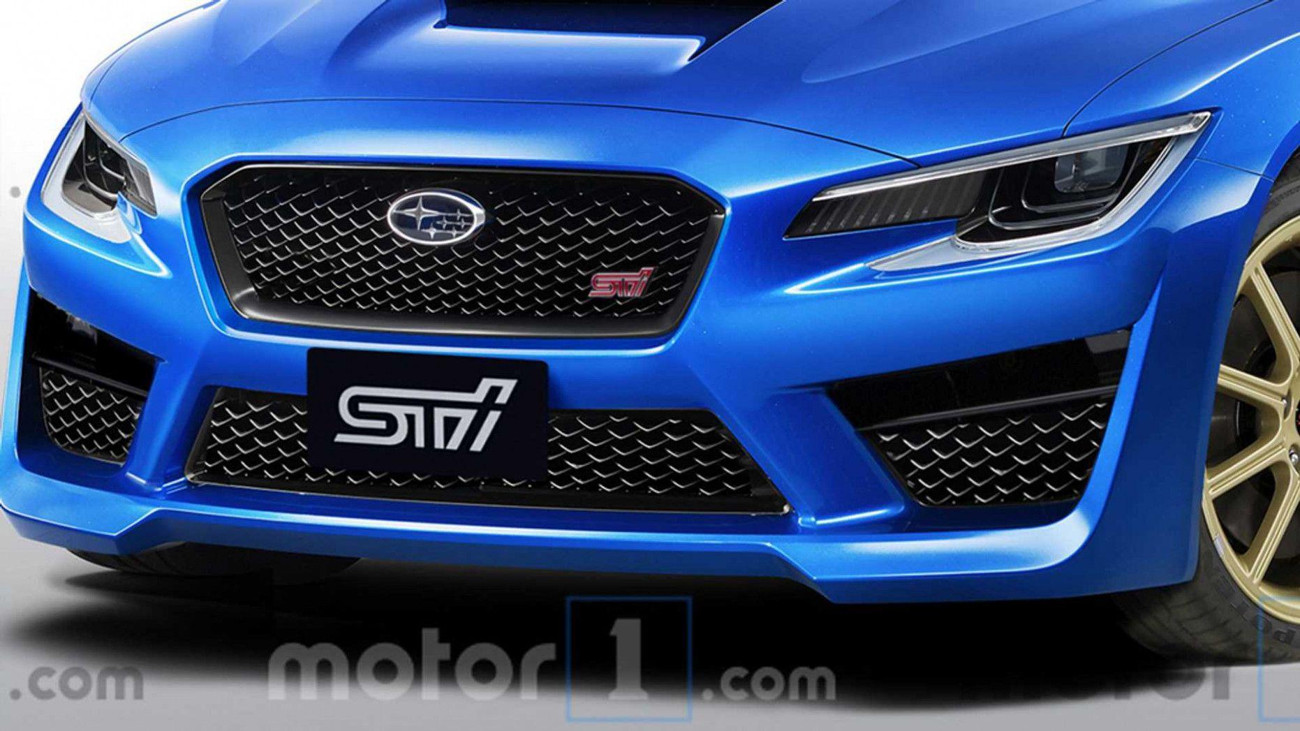 6 Picture Subaru Sti 2020 in 2020 Subaru impreza, Subaru