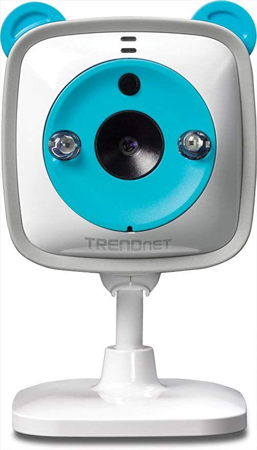 Trendnet 720p Hd Wireless Cloud Baby Cam Ip Network