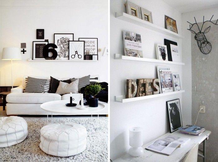 Planken muur google zoeken for the home pinterest planken muur planken en muur - Home decoratie ideeen ...