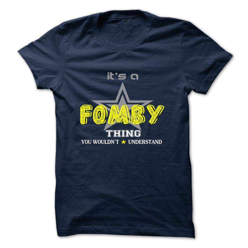 [Hot tshirt names] FOMBY Discount Today Hoodies, Funny Tee Shirts