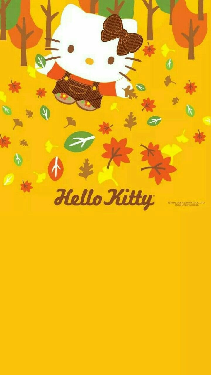 Thanksgiving Cards Thanksgiving Wallpaper Thanksgiving Pictureso Kitty My Melody Sanrioo