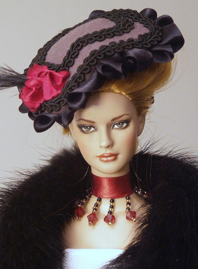Repainted by Renee, hat by Cindy Brady