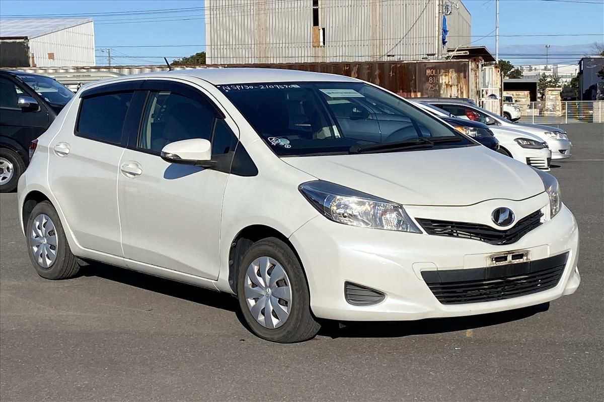 You must buy this 2013 TOYOTA VITZ for only USD 3,900 (Car Cost). Contact us for best deal. #japanusedcars #ibcauto#toyota #vitz #hatchback #smallcar #cotd