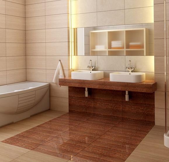 Faience salle de bain google search dar karkna pinterest faience sall - Tarif pose salle de bain ...