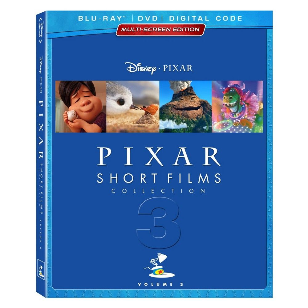 Walt Disney Animation Studios Short Films Collection Dvd