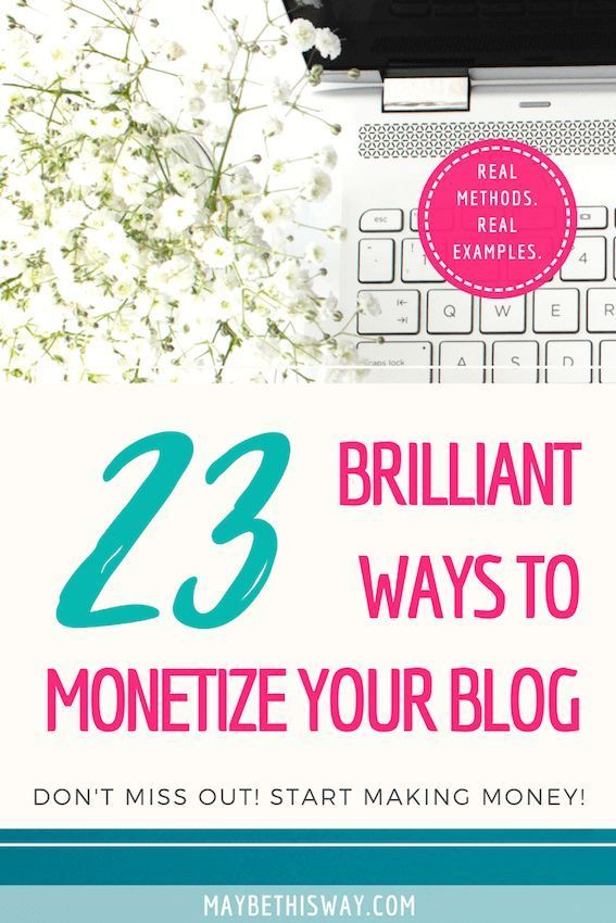 Ways Your Blog Can Make Money Looking to monetize your blog? Here are 23 ways that you can make money from blogging, particularly travel blogging. Getting paid to travel the world is possible and there are so many ways to make it happen. This list is to help inspire you to find the best way for you! Make Money Blogging. Blog Mon