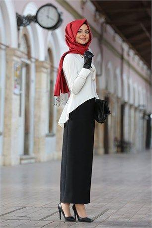 ebae20ce7e6fa Pınar Şems Tesettür Kalem Etek kalitesini en ucuz fiyatıyla satın almak  için doğru adres. En ucuz Tesettür Giyim ürünleri.