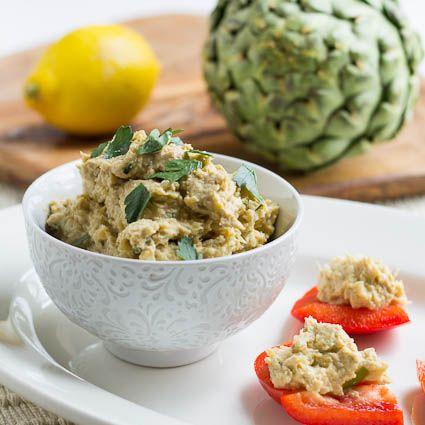 Recipe: Artichoke Hummus
