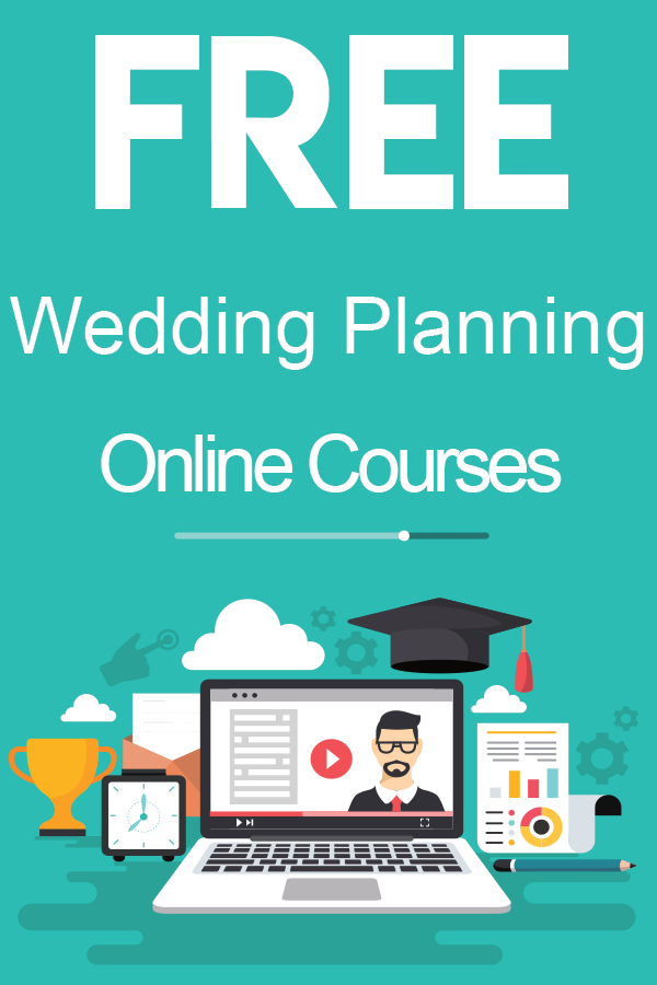 Get Instant Access To Free Wedding Planning Courses Through Udemy