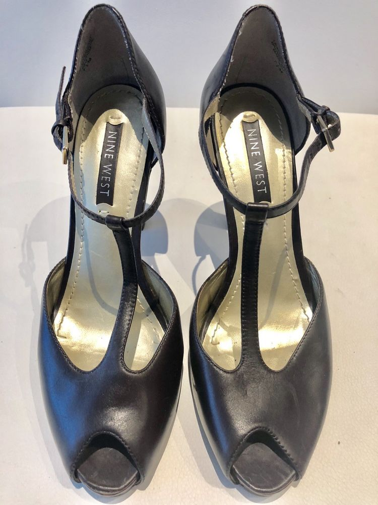 b94494a5446 Nine West NW Roise Brown Bronze Pump Small Platform Heels Size US 7.5 M.   fashion  clothing  shoes  accessories  womensshoes  heels (ebay link)
