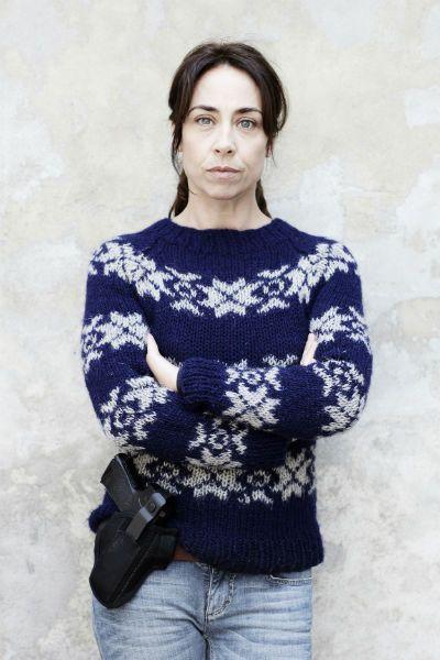Sarah Lund (Sofie Grabol) The Killing: Crónica de un asesinato