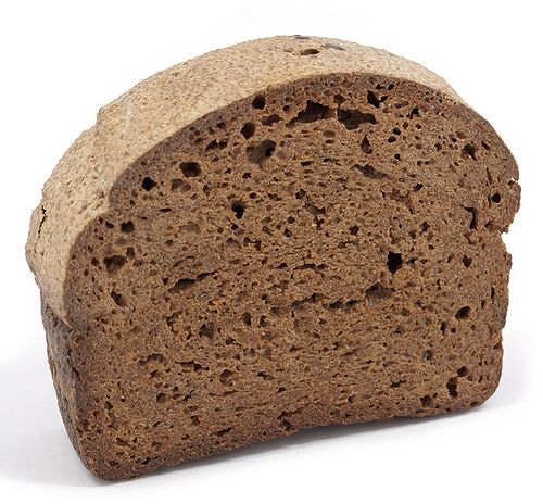 how to say dark bread in german
