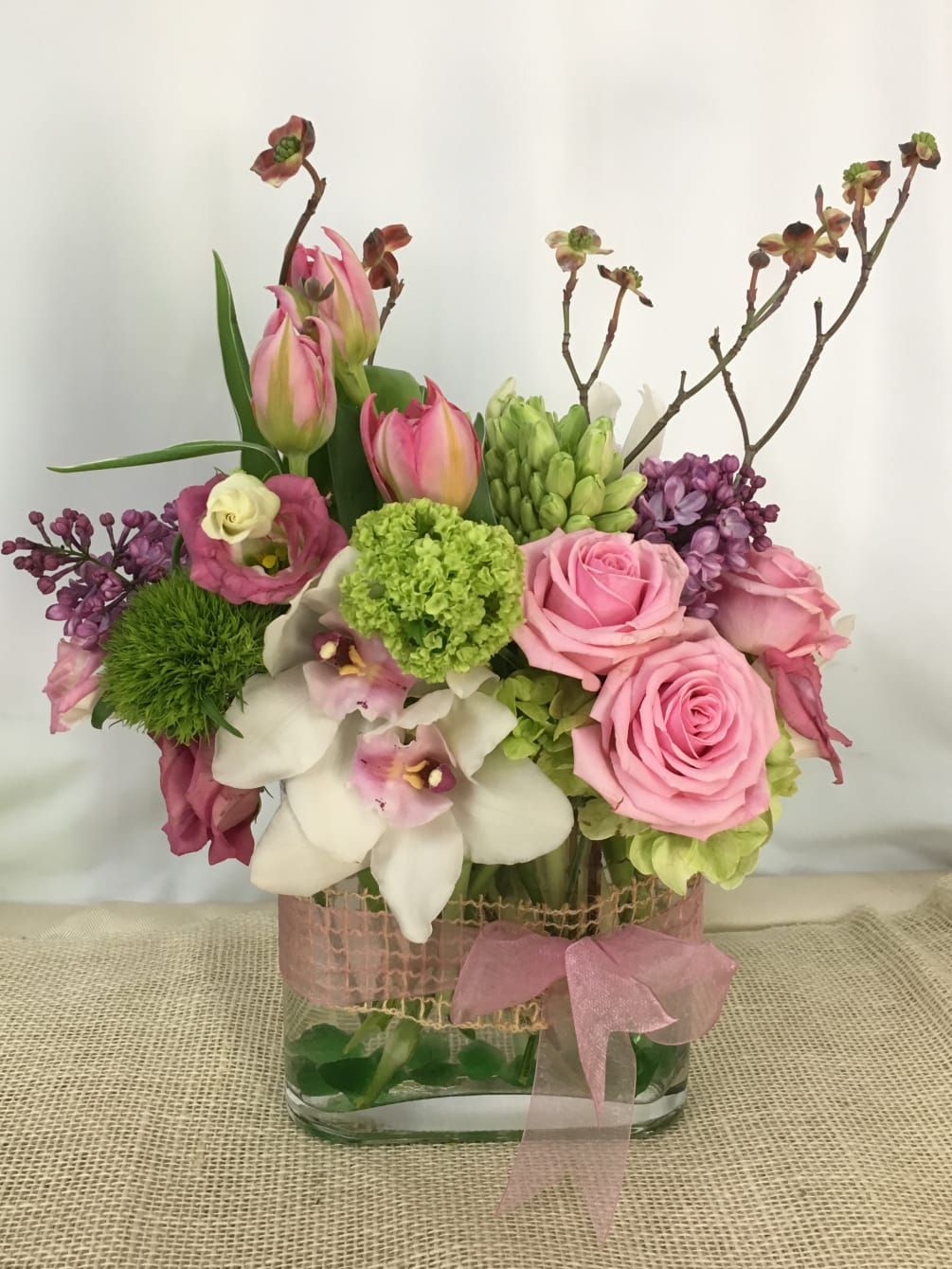 Bloom by designs by david contemporary flower