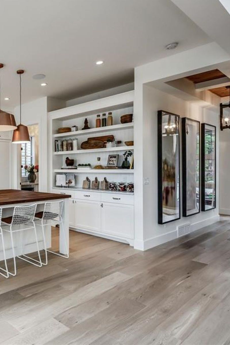 The maxwell main floor open concept living with quietly hidden