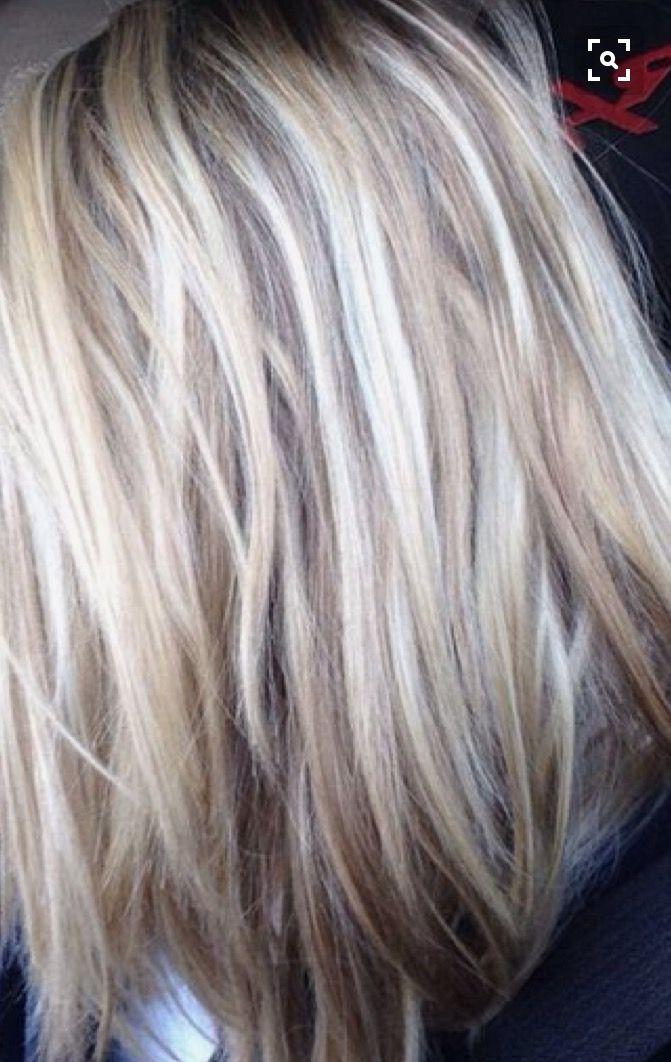 Blonde Highlights Amp Lowlights Love I Change My Hair