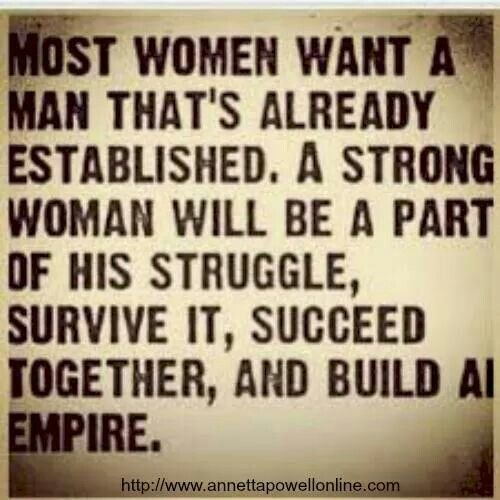 Behind Every Successful Man In A Strong Woman Jamie Love Quotes