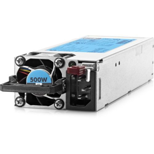 Power Cables and Connectors: Hp 720478-B21 500W Flex Slot Platinum Hot Plug Power Supply Kit BUY IT NOW ONLY: $326.13