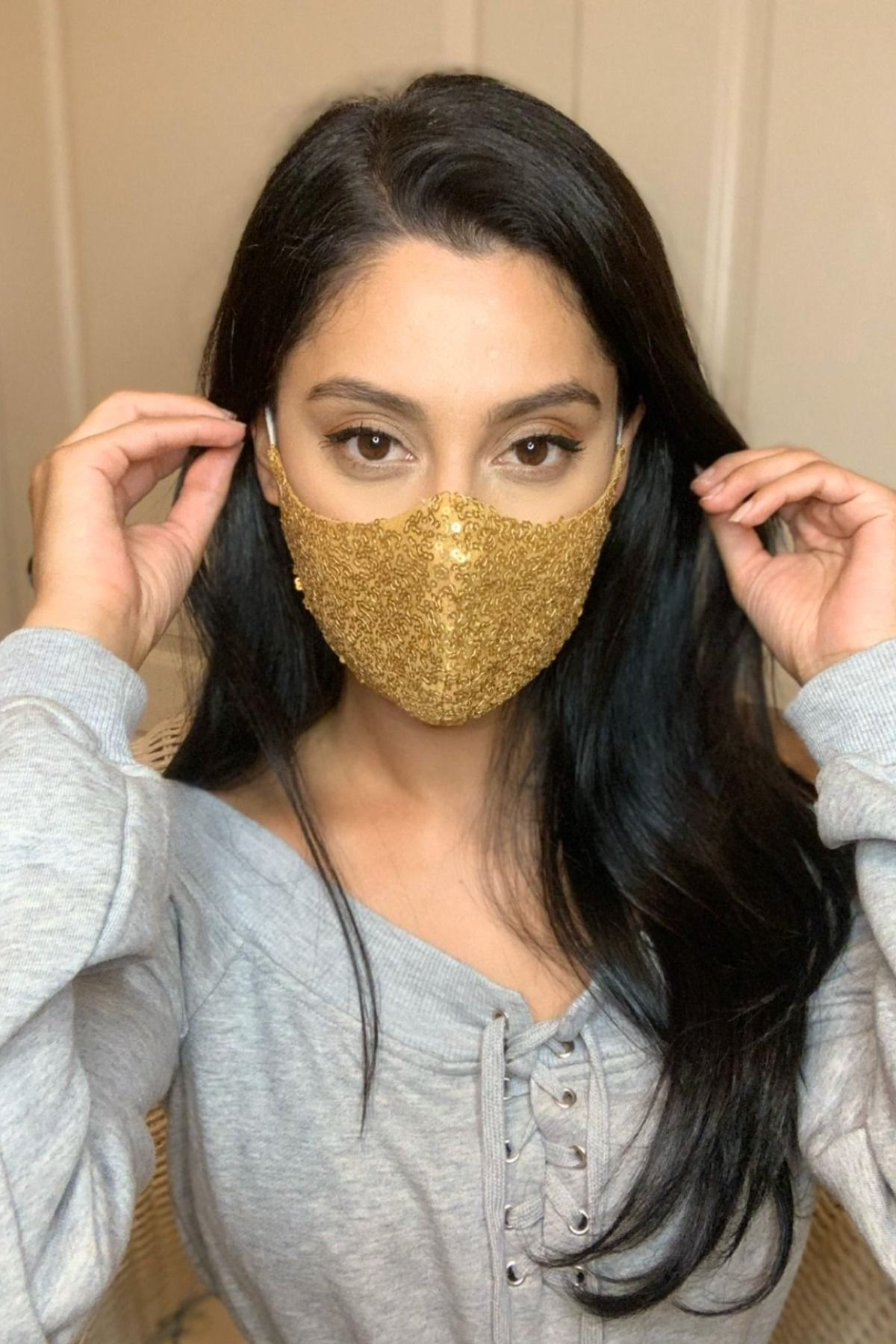 2020 Couple Masks Disposable Face Mask Black Protective