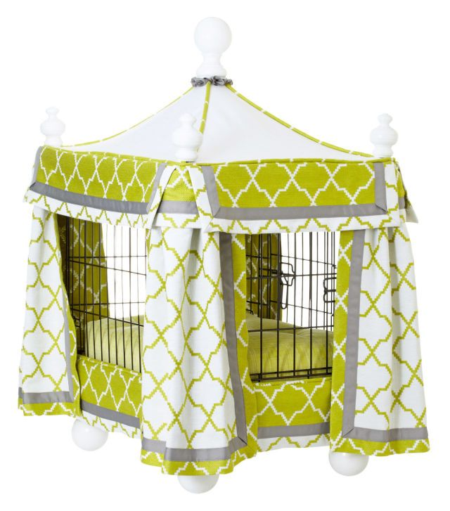 Toile Crate Cover and Pet Bed   Hunde, Hundebett und Zubehör