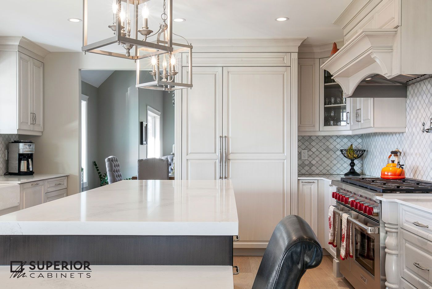 The Beautiful Skyfall Series Kitchen   Design By: Trisch Juricic, Superior  Cabinets Calgary;