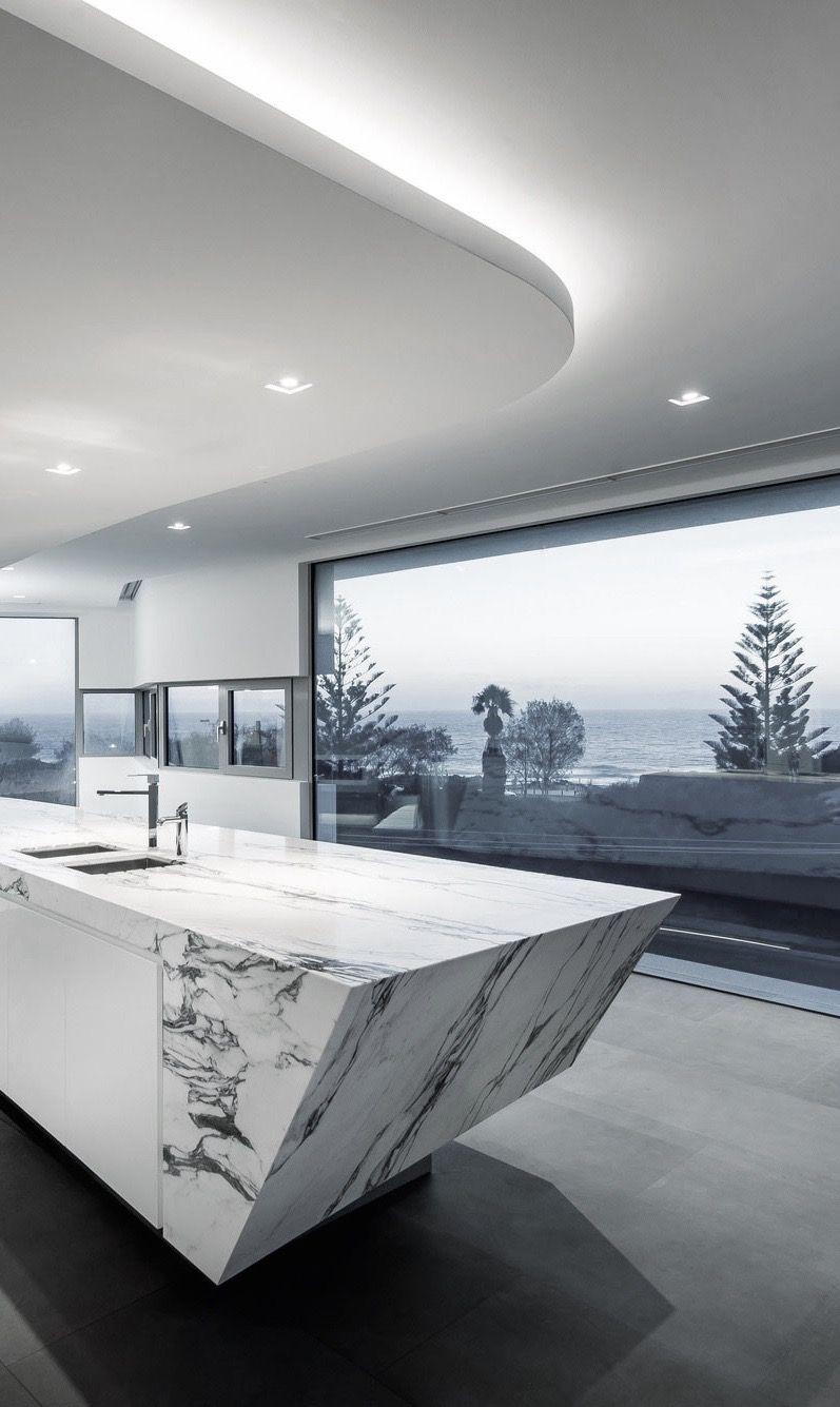 Trigg Residence by Hillam Architects | Illuminazione LED ...