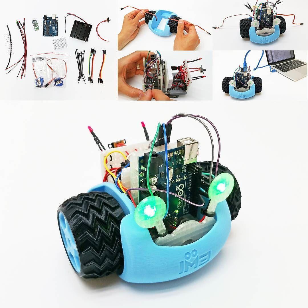 Resultado de imagen para rover robot arduino