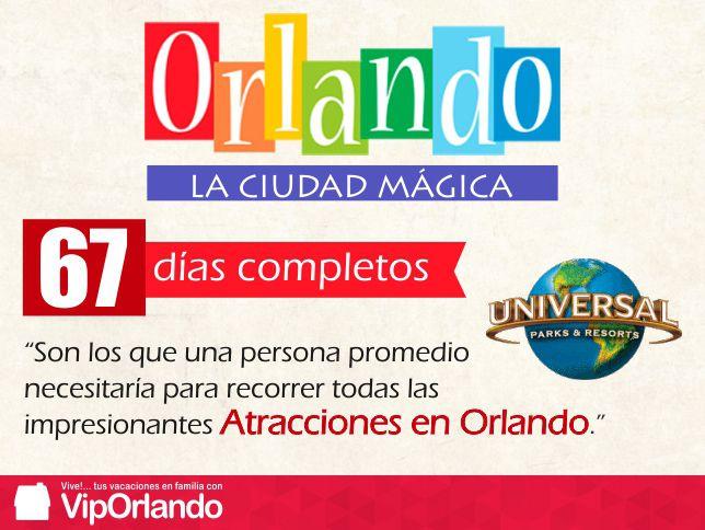 """Descubre algunas cosas que no sabías de Orlando """"La Ciudad Mágica"""", será asombroso!"""