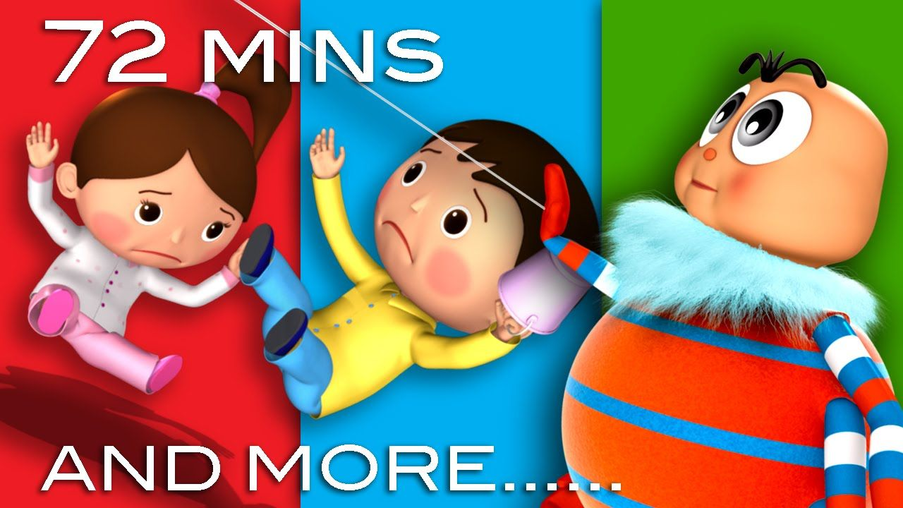 Jack and Jill And More Nursery Rhymes From